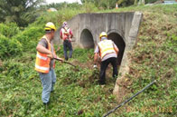 Culvert Clearing