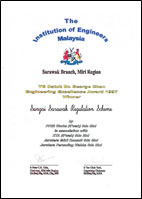 The Datuk Dr George Chan Engineering Excellence Award (EEA)
